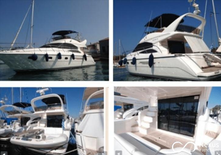 Image of Princess 45 Flybridge yacht #6