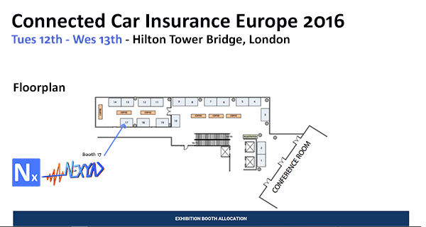 Connected Car Insurance Floorplan