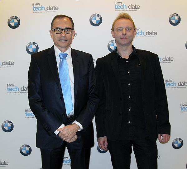 Serge Naudin & Gerard Yahiaoui