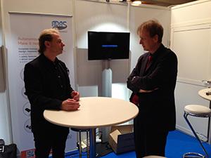 Gérard Yahiaoui & Jochen Langheim at CESA Automotive 2016