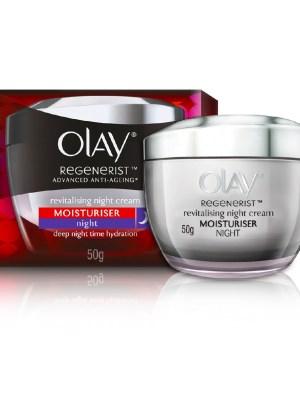 Olay Regenerist Revitalising Night Cream Moisturiser | Neyena Beauty