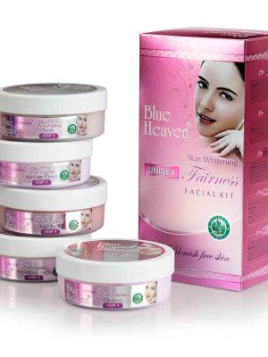 Blue Heaven Fairness Facial Kit   Neyena Beauty & Neyena Cosmetics