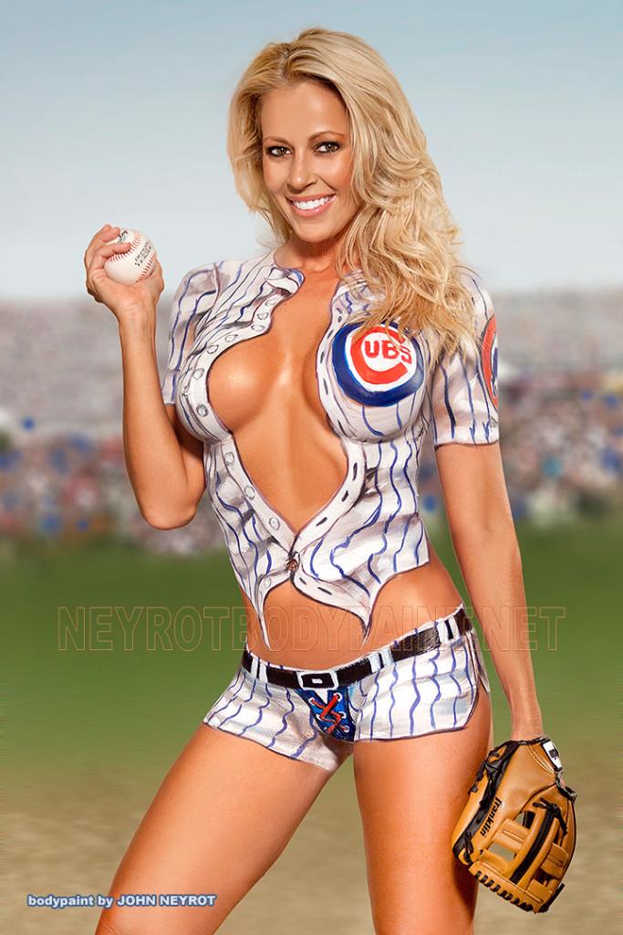 Sports Body Paint Pics : sports, paint, Paint, Sports, NeyrotBodyPaintNeyrotBodyPaint