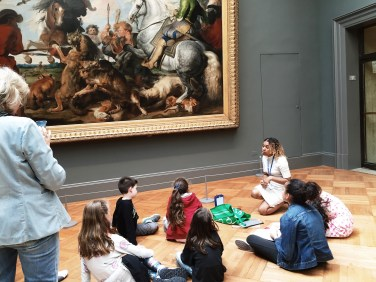 Start with Art at the Met