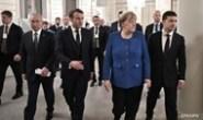 Зеленский и Макрон поговорят с Меркель – СМИ