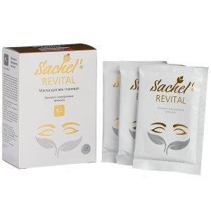 «Sachel Revital» Маска для век тканевая