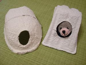 マウス用エンリッチメント材