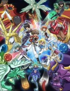 Bakugan Battle Brawlers: New Vestroia