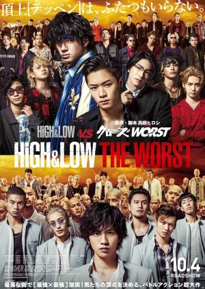 HiGH&LOW THE WORST (2019)