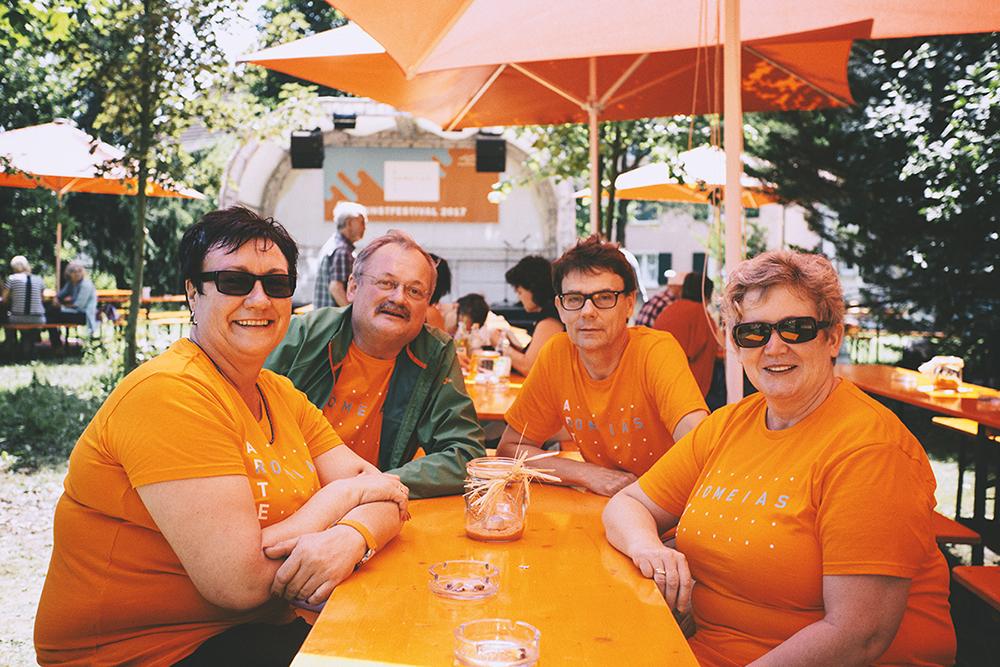 Team Baugenossenschaft Hegau - arte romeias