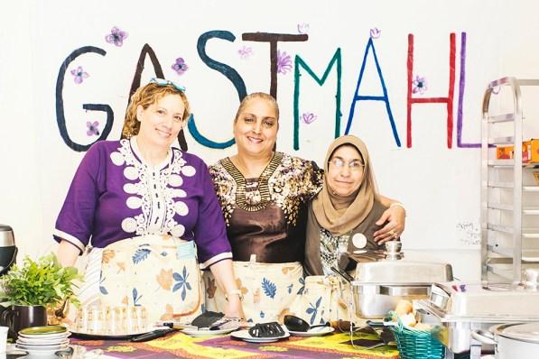 Gastmahlgruppe Singen - arte romeias