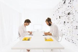 Maximilian Goes und Damian Platten - arte romeias