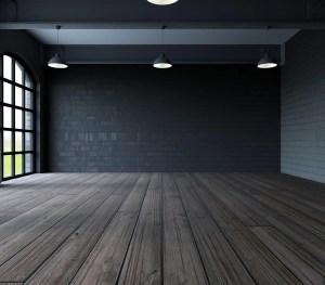 empty wall blank windows