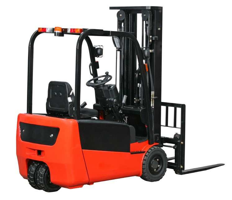 The Differences Between a 3-Wheel and 4-Wheel Forklift