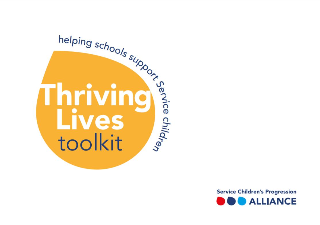 SCiP Alliance - Thriving Lives tookit