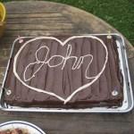 John's glutenfree cake