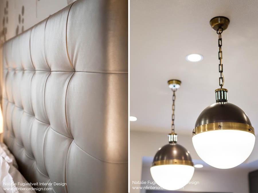 Metallic Trends By Calgary Interior Design Firm Natalie