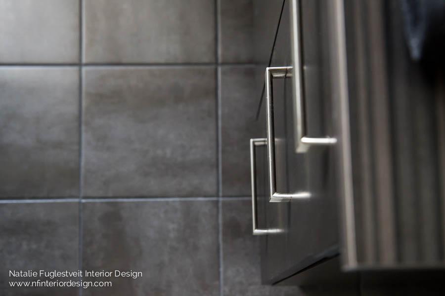 Industrial Bath Design  Natalie Fuglestveit Interior Design