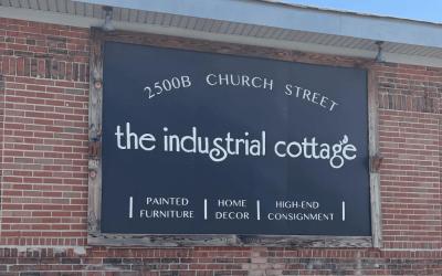 Meet Church Street's Industrial Cottage