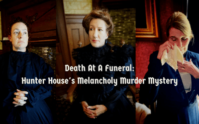 Death at a Funeral: Hunter House's Melancholy Murder Mystery