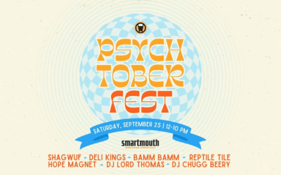 PsychTober Fest Brings Rock, Rhythm, and Reptiles to the Smartmouth Warehouse