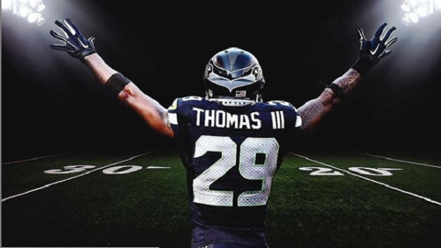 Earl Thomas (Foto: Instagram/Thomas)