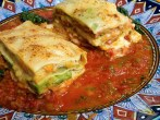 Two kinds of lasagna