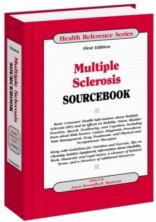 Provides information about the risk factors, causes, and types of multiple sclerosis and its effects on mobility, vision, bladder function, speech, swallowing, and cognition.