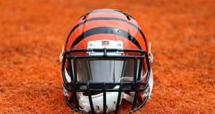 Bengals-Helmet-2 Bengals Waive P Will Monday