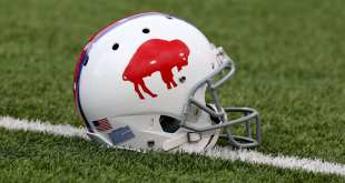 Bills-Helmet-2 Bills Sign DE Eric Lee To Practice Squad