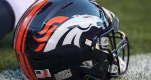 Broncos-Helmet-2 NFL Notes: Draft, 49ers, Bills, Broncos