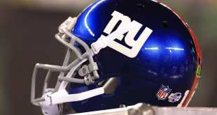 Giants-Helmet-2 Giants Sign K Aldrick Rosas To Futures Deal