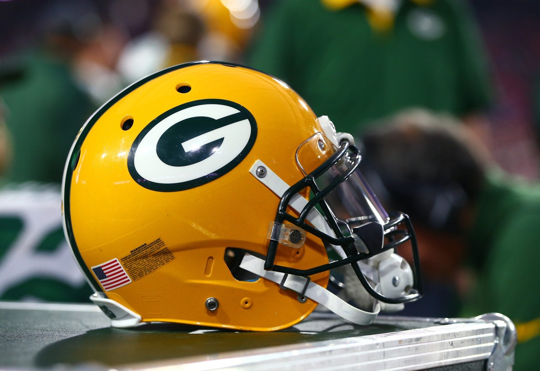 Packers-helmet