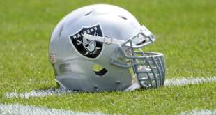 Raiders-Helmet Raiders Hire Edgar Bennett As WRs Coach