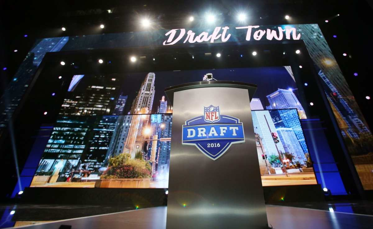NFL Notes: Draft, Raiders, Ravens