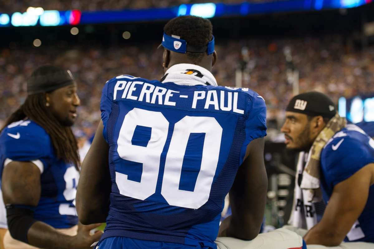Giants Trading Jason Pierre-Paul To Buccaneers