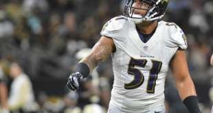 USATSI_9543432_168383805_lowres Ravens Place Rookie LB Kamalei Correa On Injured Reserve