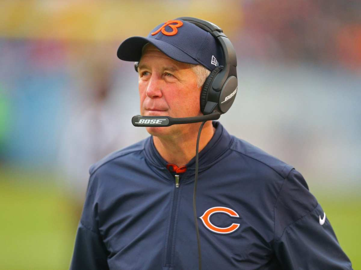 "John Fox Has Seemingly ""Accepted His Fate"", Likely Out As Bears HC After Season"