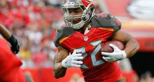 USATSI_9750669_168383805_lowres Buccaneers RB Doug Martin Suspended Four Games For Substance-Abuse Violation