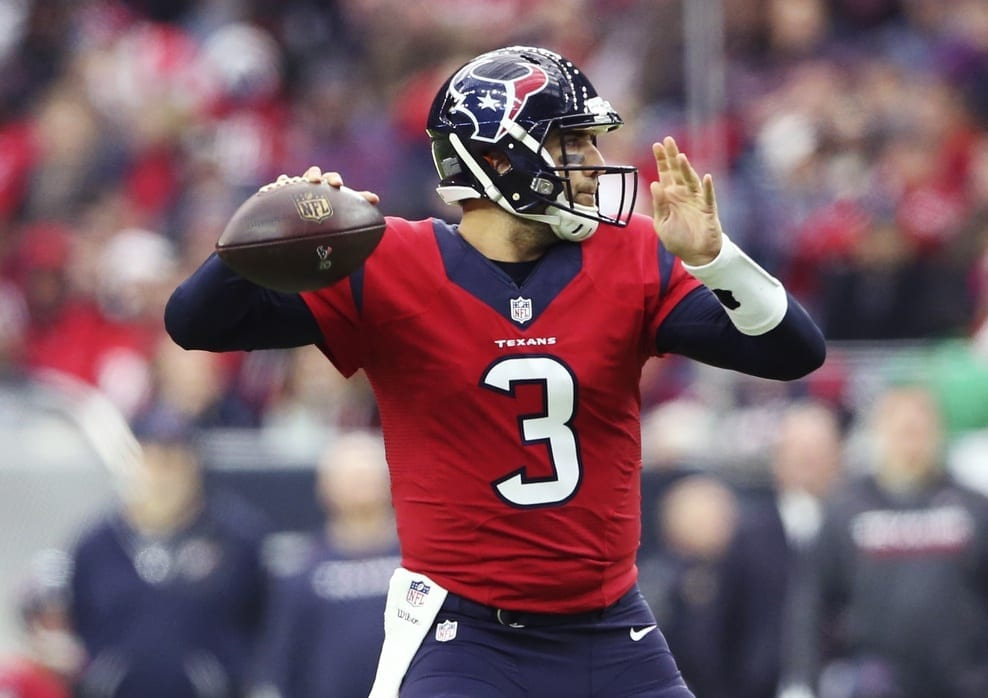 49ers Working Out QB Tom Savage