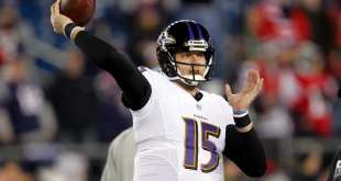 USATSI_9744546_168383805_lowres Ravens Re-Sign Backup QB Ryan Mallett