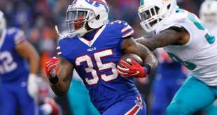 USATSI_9776094_168383805_lowres Bills Place Original-Round Tenders On RFA RB Mike Gillislee & G Ryan Groy
