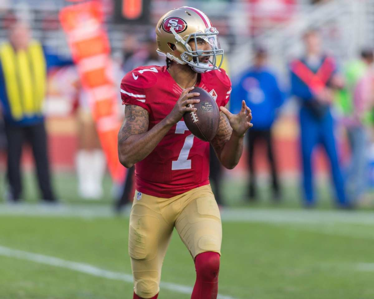 NFL Notes: Colin Kaepernick, Browns, Chiefs, Cowboys