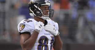 USATSI_9502749_168383805_lowres Redskins To Sign WR Keenan Reynolds & DT Tavaris Barnes To Practice Squad, Cut Two