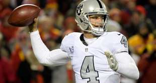 Derek-Carr-4 NFL Notes: Contracts, Giants, Raiders