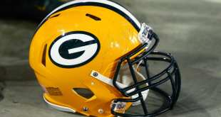 Packers-Helmet-3 Packers Worked Out 6 Players