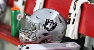 Raiders-Helmet-6 NFL Notes: Broncos, Falcons, Raiders