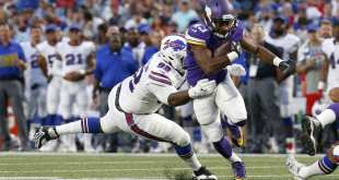 USATSI_10210212_168383805_lowres Vikings RB Bishop Sankey Has Torn ACL, Out For Season