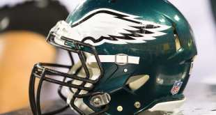 Eagles-Helmet-4 Eagles Sign Six Players To Futures Contracts