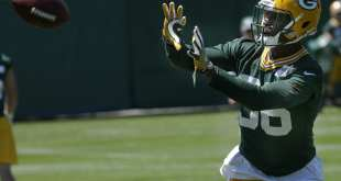 USATSI_10094628_168383805_lowres Panthers Claim CB Ladarius Gunter Off Waivers From Packers, Waive K Harrison Butker